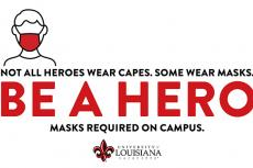Masks Required on Campus
